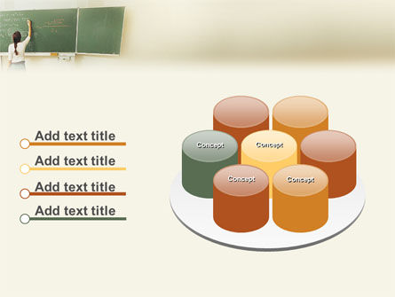 Education In College PowerPoint Template Slide 12