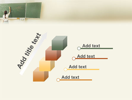 Education In College PowerPoint Template Slide 14