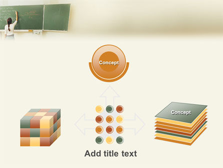 Education In College PowerPoint Template Slide 19