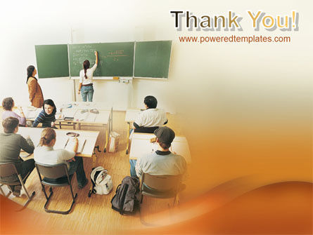 Education In College PowerPoint Template Slide 20