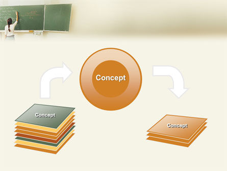 Education In College PowerPoint Template, Slide 4, 02037, Education & Training — PoweredTemplate.com