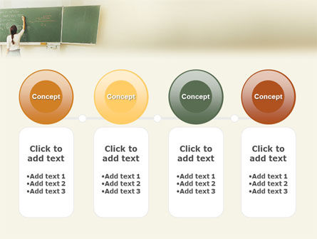 Education In College PowerPoint Template Slide 5