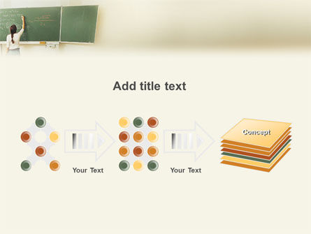 Education In College PowerPoint Template Slide 9