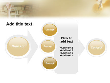 Pupil PowerPoint Template Slide 17