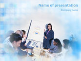 Education & Training: Presentations PowerPoint Template #02041