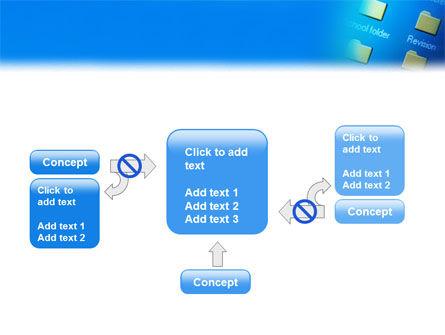 File Folder PowerPoint Template Slide 13