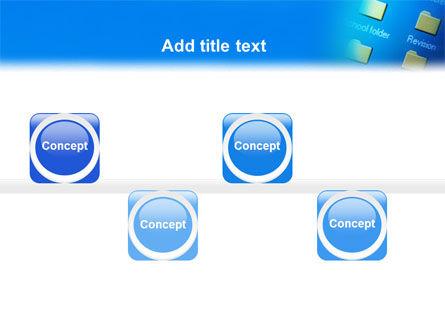 File Folder PowerPoint Template Slide 19