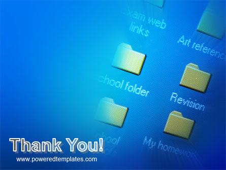 File Folder PowerPoint Template Slide 20