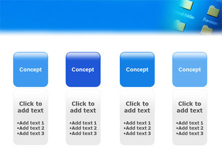 File Folder PowerPoint Template Slide 5