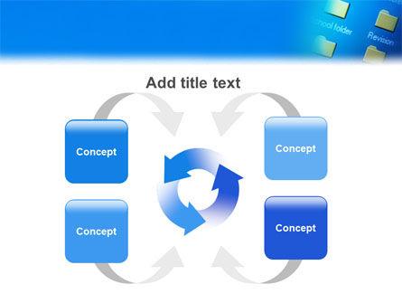 File Folder PowerPoint Template Slide 6