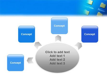 File Folder PowerPoint Template Slide 7