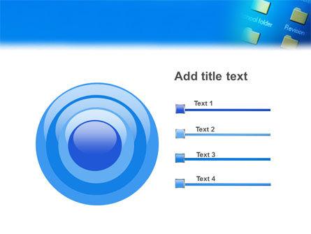 File Folder PowerPoint Template Slide 9