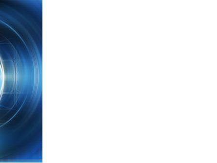 Cybernetics PowerPoint Template, Slide 3, 02046, Technology and Science — PoweredTemplate.com