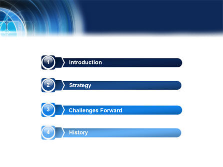 Cybernetics PowerPoint Template, Slide 3, 02046, Technology and Science — PoweredTemplate.com
