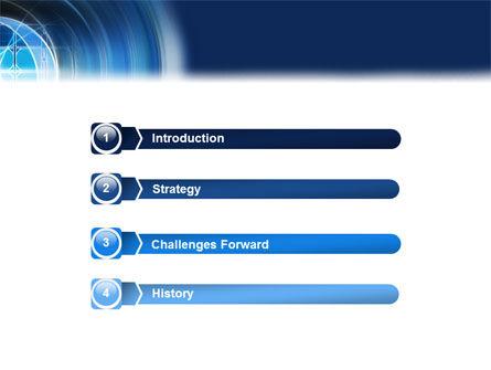 Cybernetics PowerPoint Template Slide 3