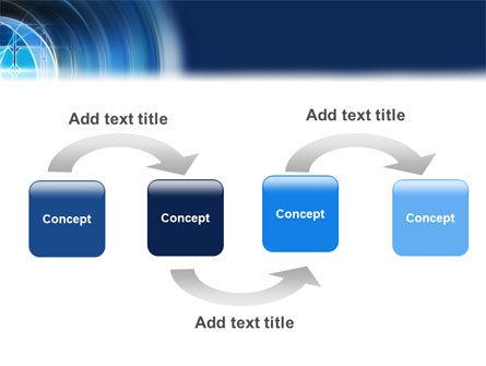 Cybernetics PowerPoint Template Slide 4