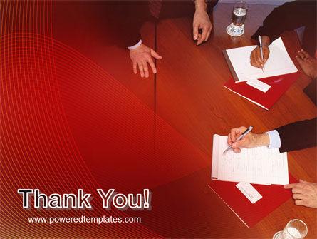 Briefing PowerPoint Template Slide 20