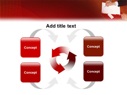 Briefing PowerPoint Template Slide 6