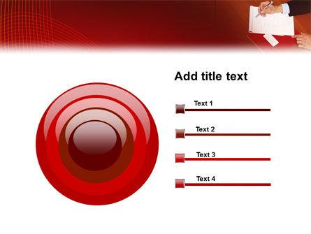 Briefing PowerPoint Template Slide 9