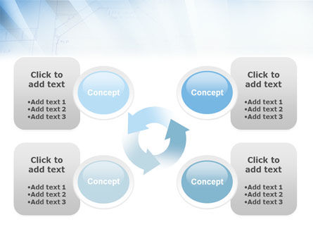 Technical Drawing PowerPoint Template Slide 9