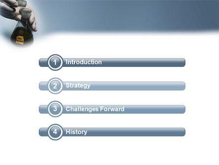 Biohazard PowerPoint Template Slide 3