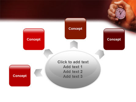 Stop-Watch PowerPoint Template Slide 7