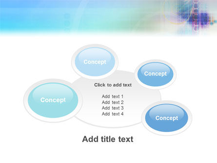 Internet Space PowerPoint Template Slide 16