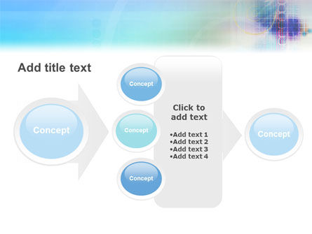 Internet Space PowerPoint Template Slide 17