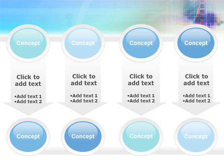 Internet Space PowerPoint Template Slide 18
