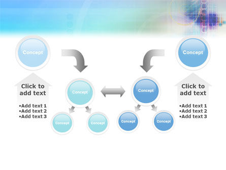 Internet Space PowerPoint Template Slide 19