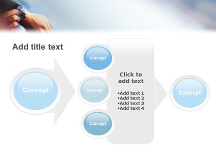 Hand Watch PowerPoint Template Slide 17