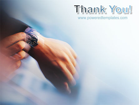 Hand Watch PowerPoint Template Slide 20