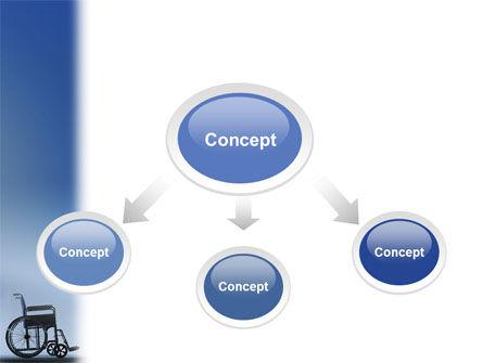 Handicapped PowerPoint Template, Slide 4, 02064, Medical — PoweredTemplate.com