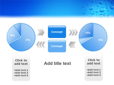 Drops PowerPoint Template Slide 11