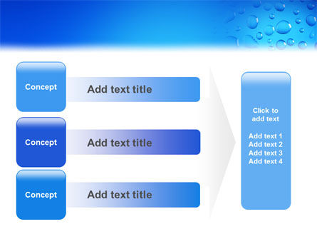 Drops PowerPoint Template Slide 12