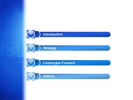 Saving the World PowerPoint Template Slide 3