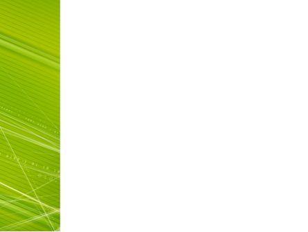 Binary Green PowerPoint Template, Slide 3, 02070, Telecommunication — PoweredTemplate.com