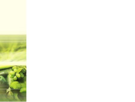 Health Life PowerPoint Template, Slide 3, 02071, Food & Beverage — PoweredTemplate.com