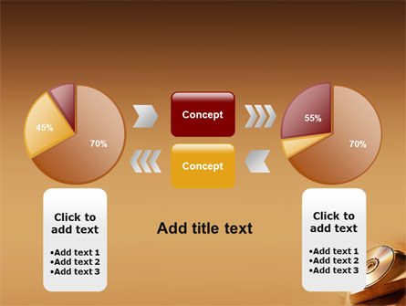 CD Disc PowerPoint Template Slide 11