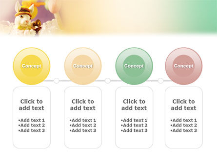 Easter Rabbit PowerPoint Template Slide 5