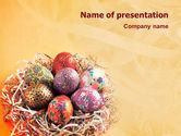 Religious/Spiritual: Easter PowerPoint Template #02079