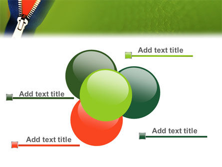 Zipper PowerPoint Template Slide 10