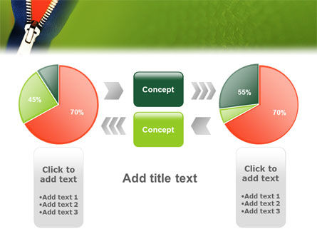 Zipper PowerPoint Template Slide 11