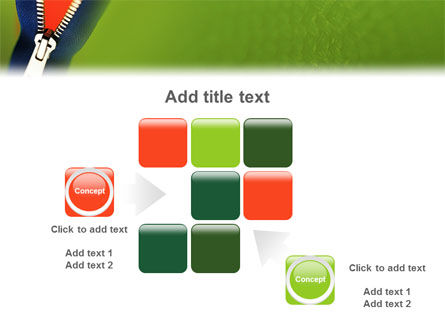 Zipper PowerPoint Template Slide 16