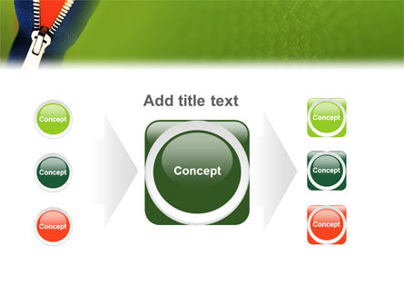 Zipper PowerPoint Template Slide 17