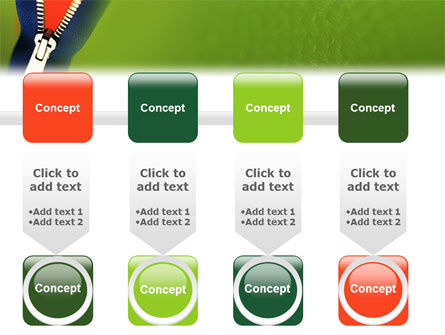 Zipper PowerPoint Template Slide 18