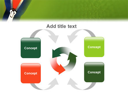 Zipper PowerPoint Template Slide 6