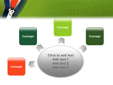 Zipper PowerPoint Template Slide 7