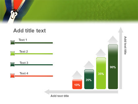 Zipper PowerPoint Template Slide 8