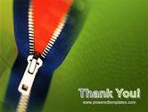 Zipper PowerPoint Template#20